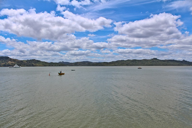 The Hokianga Harbour