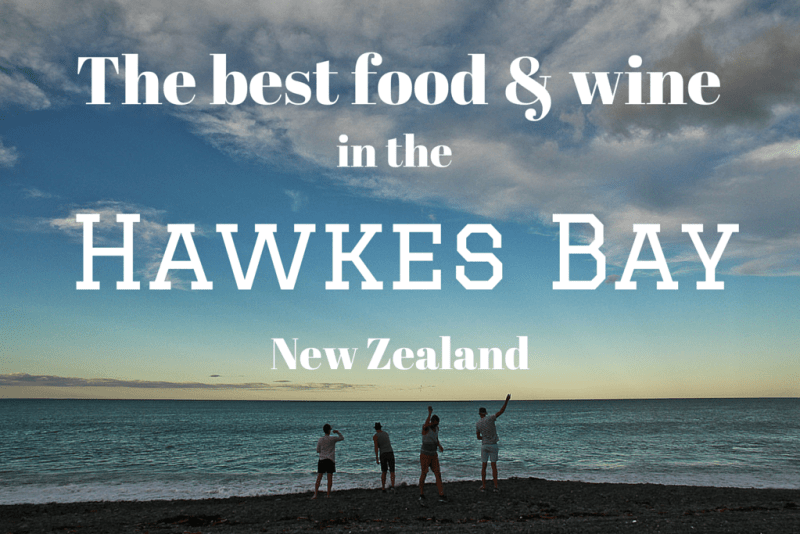 food wine hawkes bay
