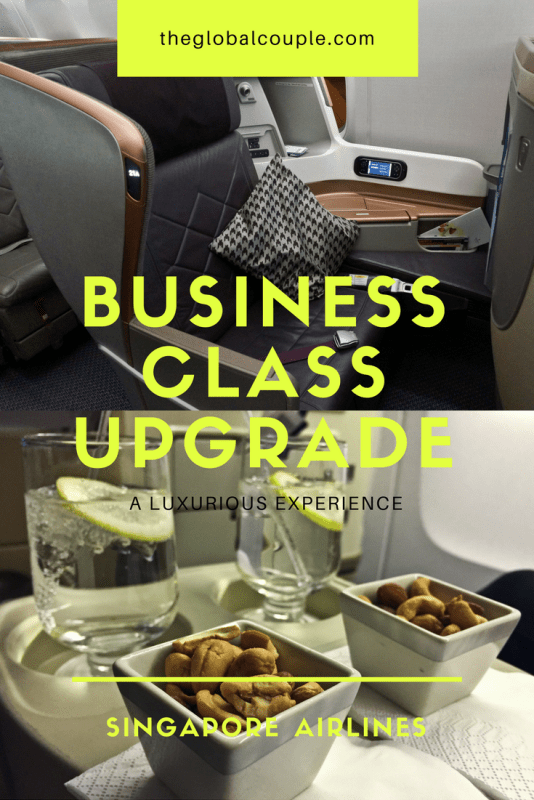 If you're offered an upgrade, take it. Here we show you what to expect in the event you're given a Singapore Airlines Business Class upgrade!