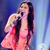 Ellona Santiago Tops the Finals for 'The X-Factor' USA 2013