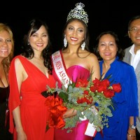 Filipina places 3rd in the Miss Asian America Pageant 2014