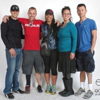 """Fil-Am Designer Showcases Challenged Athlete Models at the """"Race for a Reason"""" Fashion Show Fundraiser Event"""