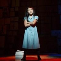 Broadway's First Ethnic 'Matilda' is Filipina