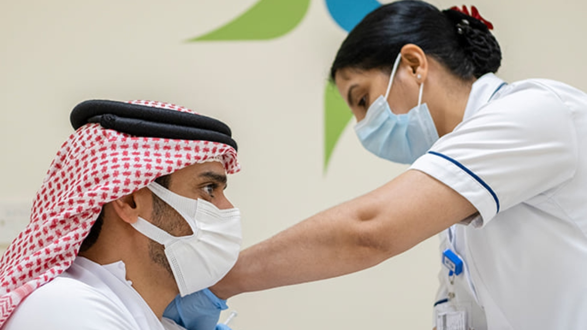 More Dubai residents eligible to receive Covid-19 vaccine