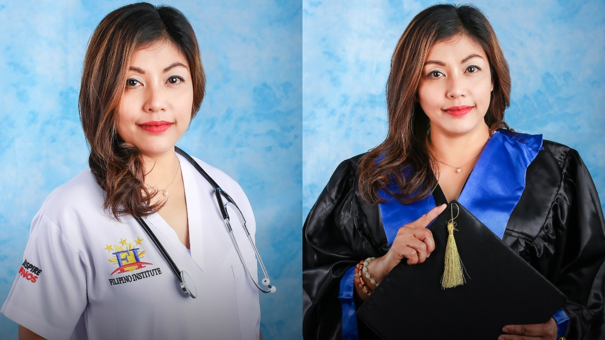 'Don't stop dreaming:' Filipina nanny in Dubai finishes Nursing Assistant course