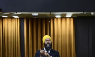 Jagmeet Singh stoked for 'epic crossover' in video gaming session with Alexandria Ocasio-Cortez