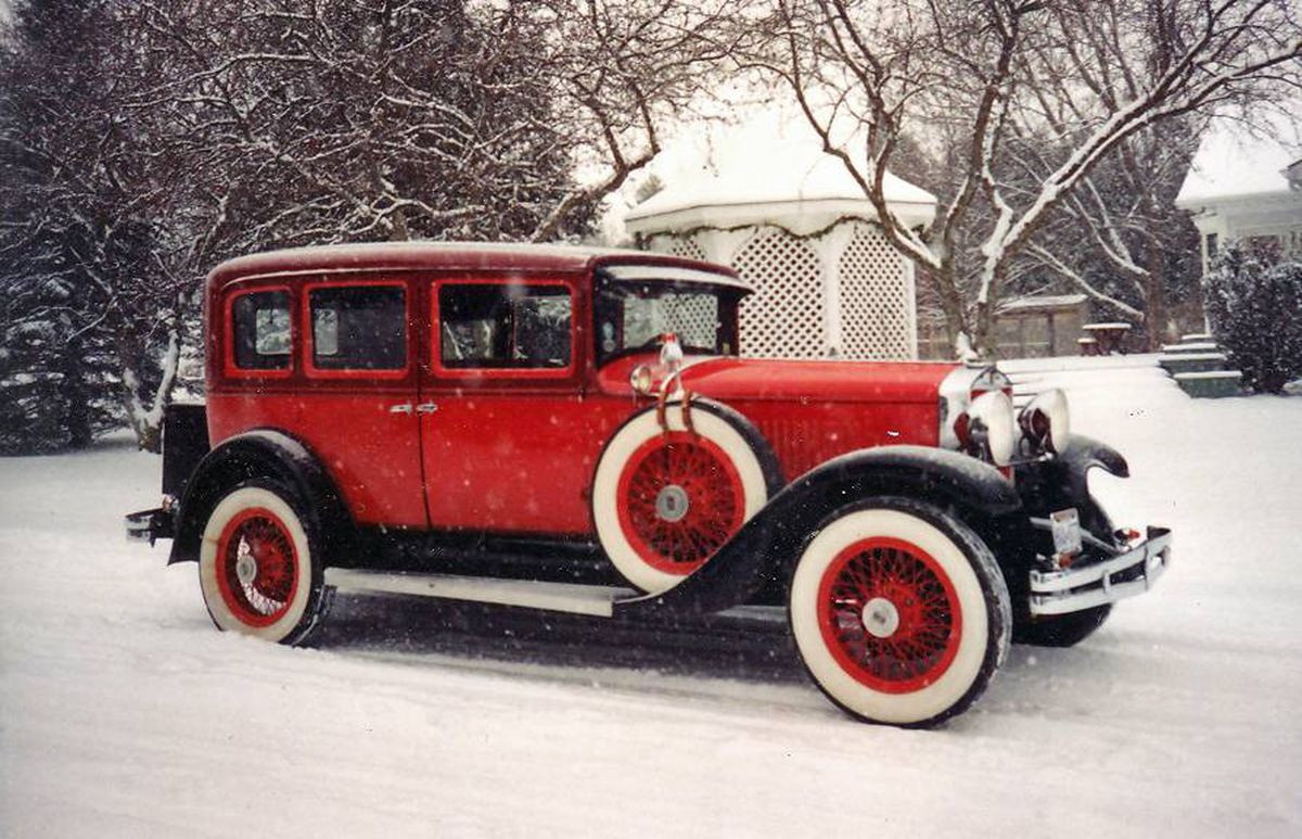 Classic Cars Hupmobile A Revered Marque The Globe And Mail
