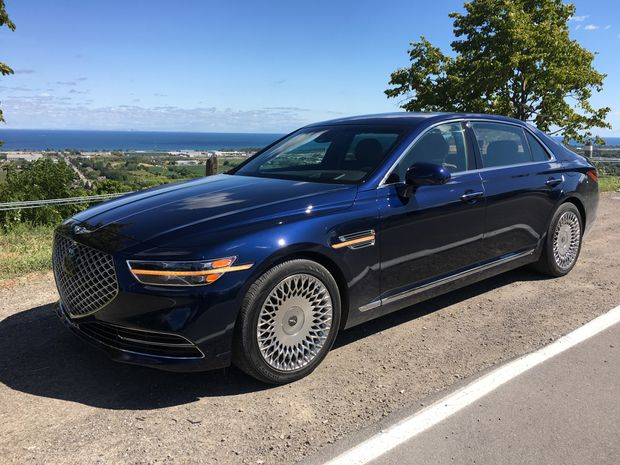 Review The Genesis Business Model Helps The 2020 G90