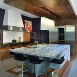 Contemporary Style Big Design Trend For Kitchens And Baths