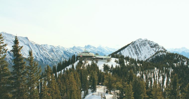The Rimrock Resort Hotel in Banff