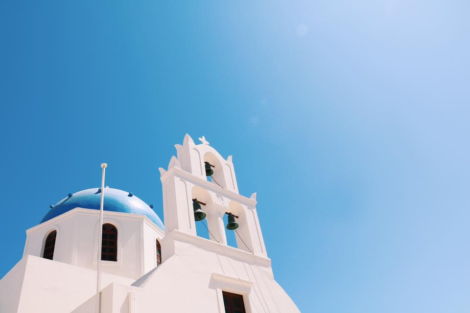 Travel Diary: Stunning Santorini, Greece, in 3 Days