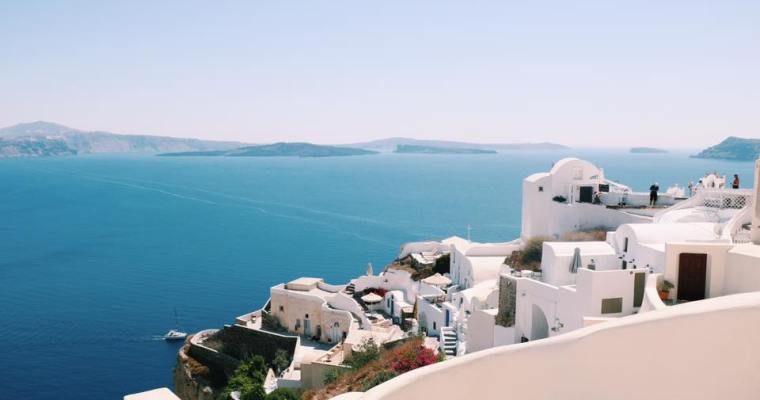 Photo Diary: Oia in Santorini