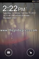1 Firefox OS Lock Screen