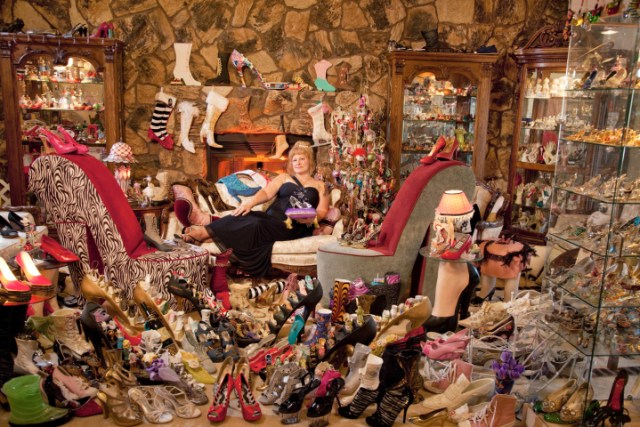 Largest Shoes Collection