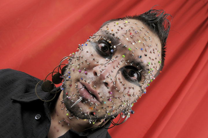 Most Piercing on Face
