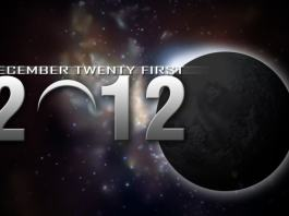 Dooms Day on 21st December 2012?