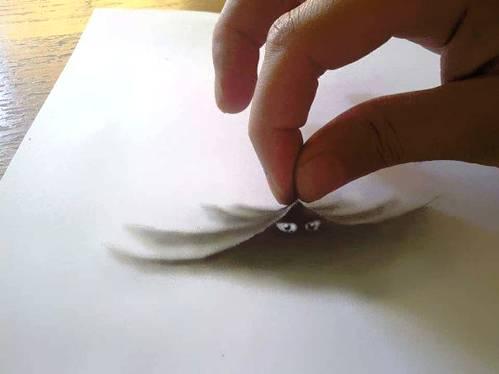 amazing 3d paper art