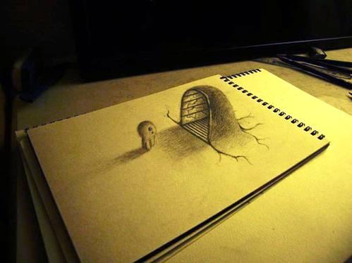 amazing 3d paper paper fotball art