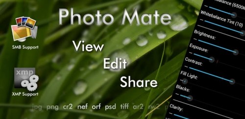 Top Paid Android Apps for Photographers- Photo mate Professional