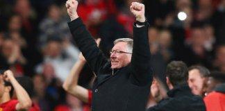 Sir Alex Ferguson Retires