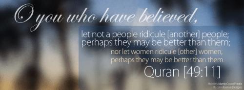 Quran_49_11 Facebook Covers for Ramadan