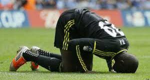 Muslim Football Players