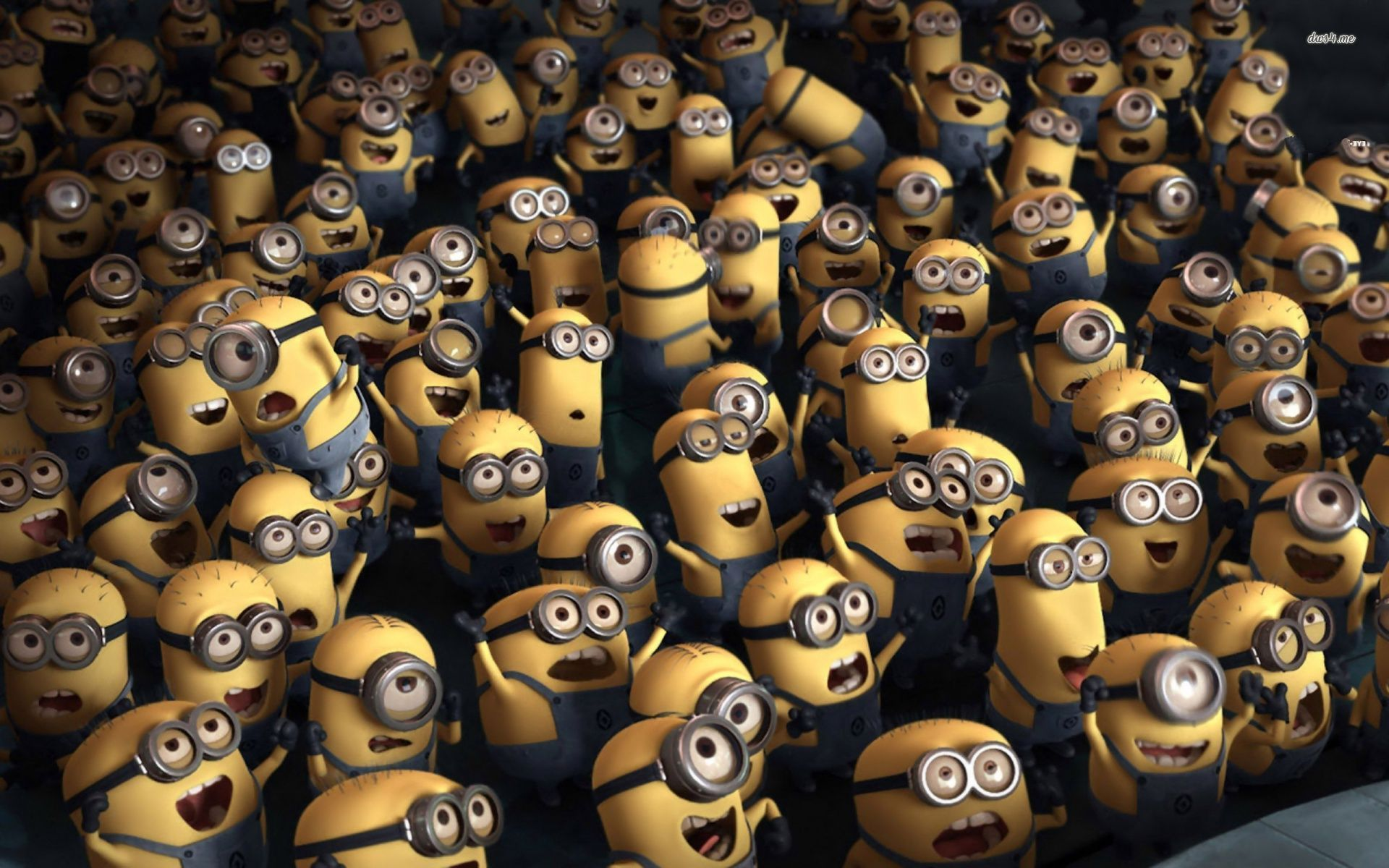 Best despicable me 2 minions wallpaper collection - Despicable me minion screensaver ...