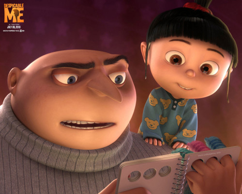 Despicable me 2 Movie Cute wallpapers (23)