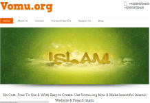Create free Islamic Websites
