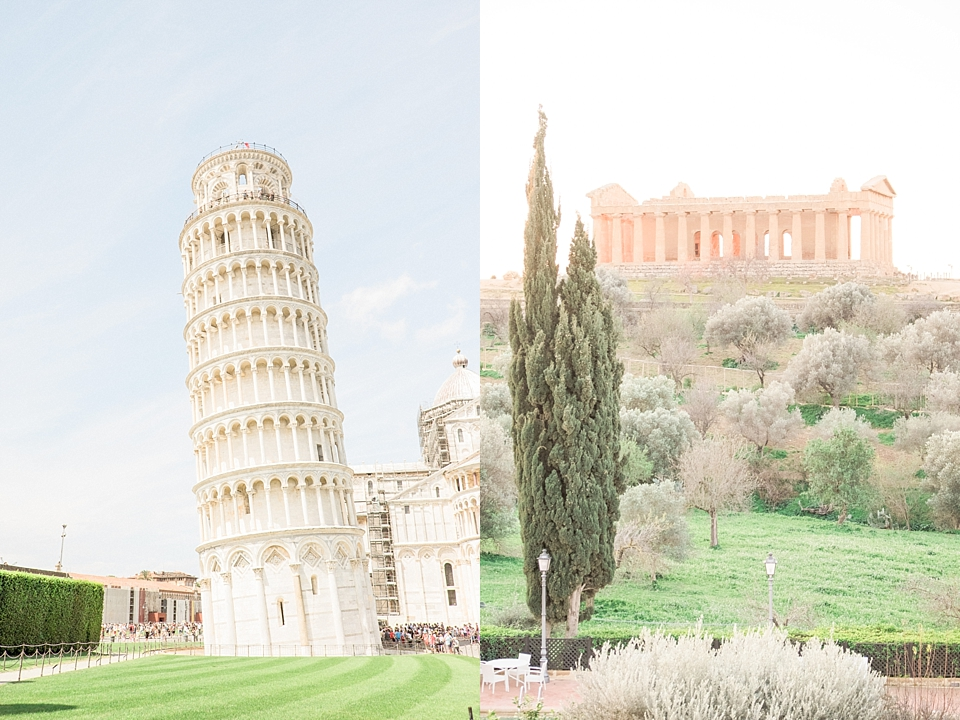 Pisa & Agrigento, Italy | © The Globetrotter Collective - https://www.theglobetrotter.com