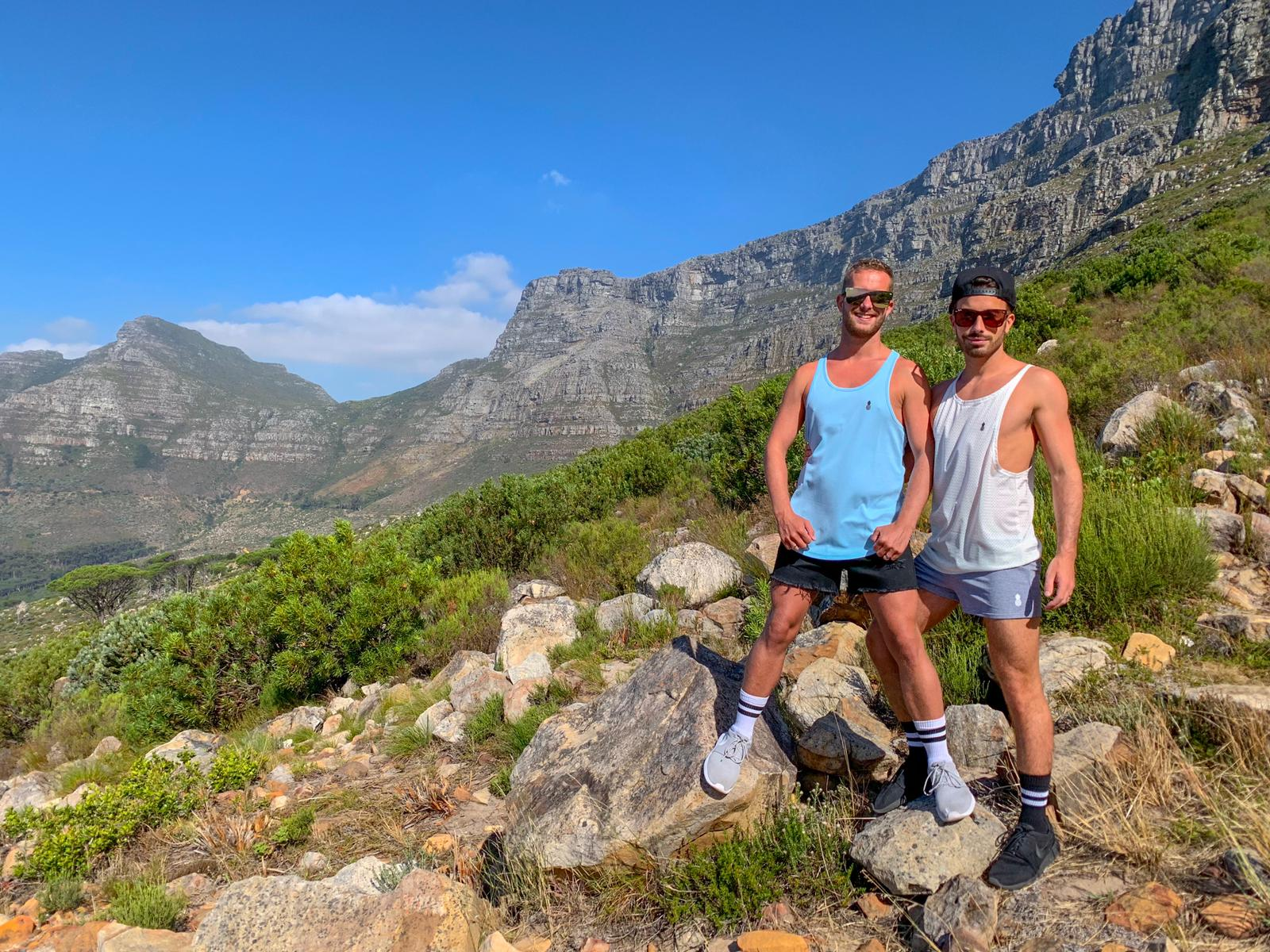 Platteklip Gorge: How to Hike Table Mountain (the quick way, with pictures!)