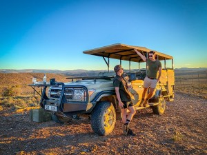 The best safari near Cape Town? Sanbona Wildlife Reserve
