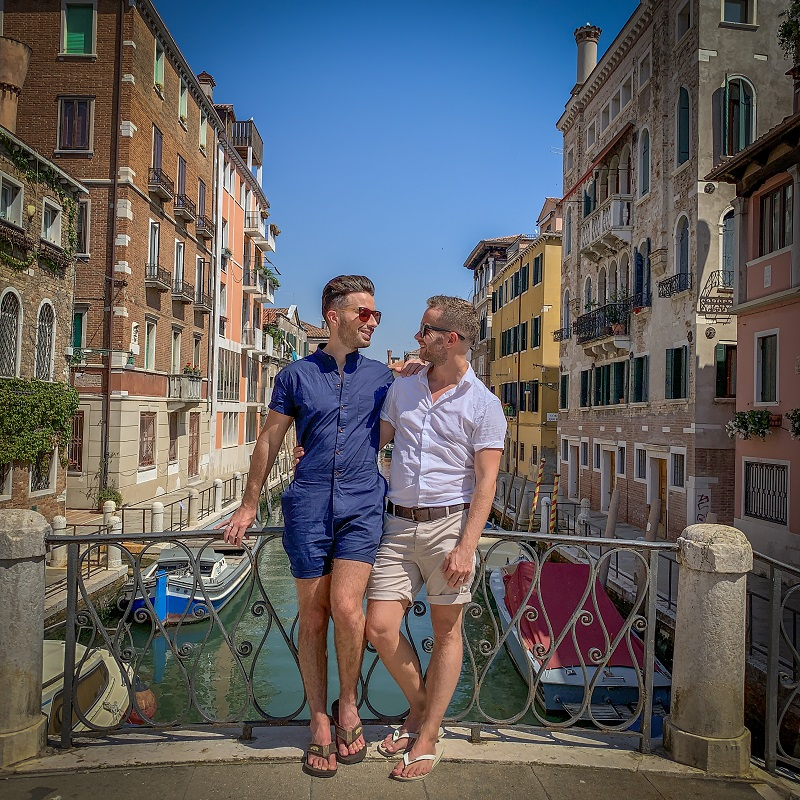 Gay Guide to Venice: A Weekend in Gay Venice, Italy