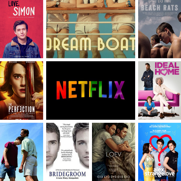Best Gay Movies Online & Netflix Right Now (2021)