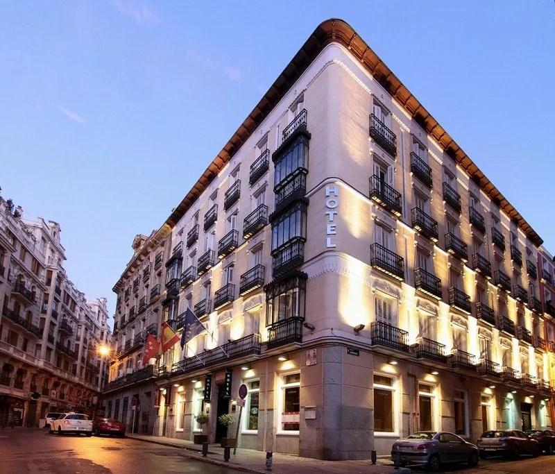 Madrid pride hotel