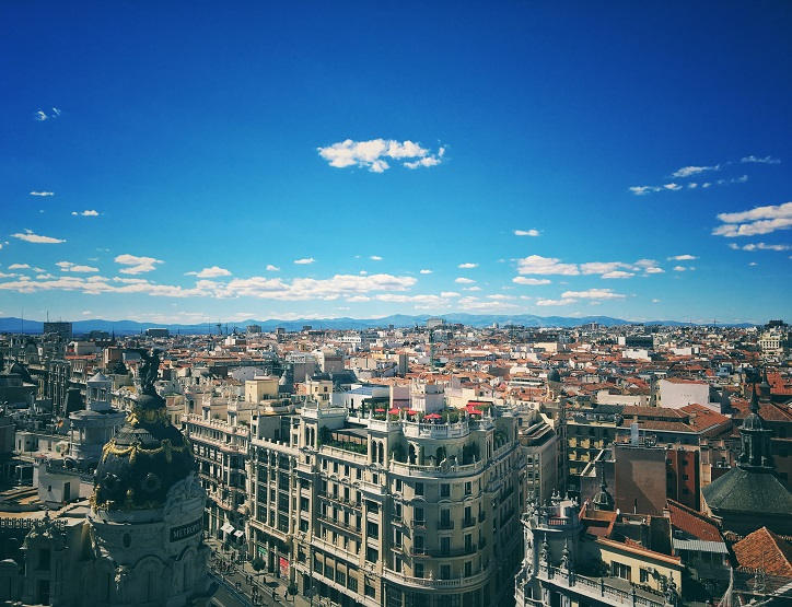 Gran via Madrid 2 Day Itinerary, Weekend in Madrid!