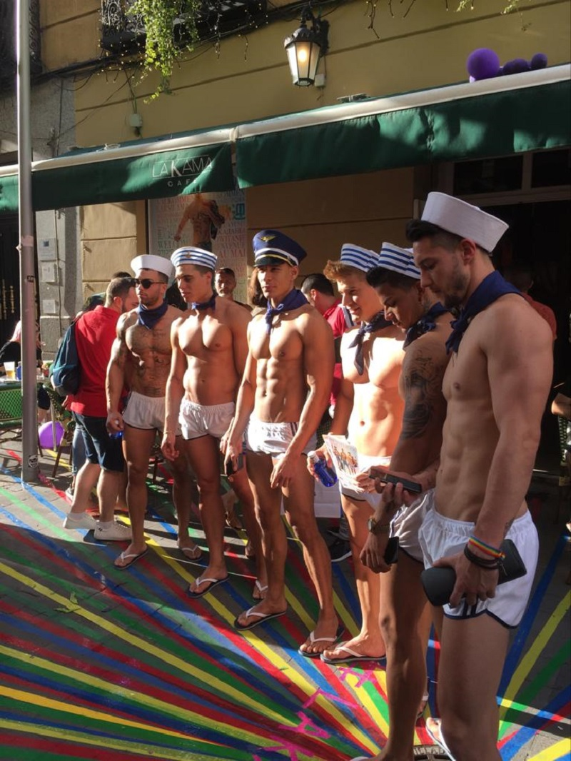 Where is the Gay Area in Madrid? Chueca & Beyond