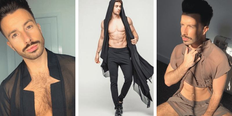 gay clothing brands and gay apparel