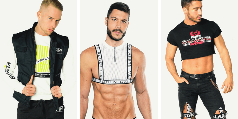 gay clothing brands and apparel
