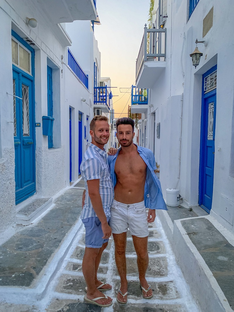 gay greece travel guide