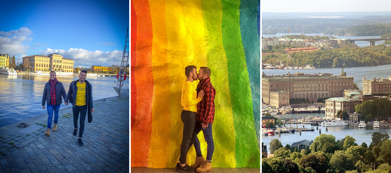 gay winter travel places