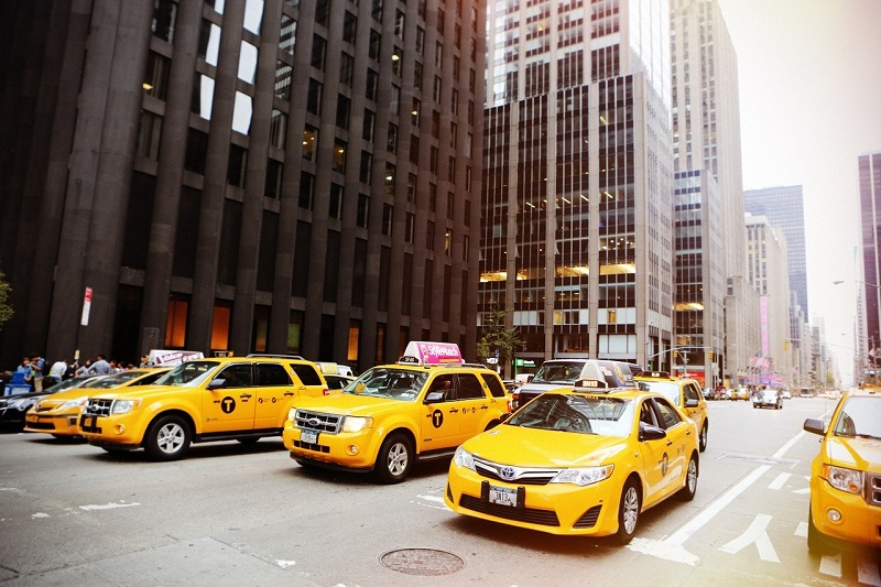 yellow cab new york gay