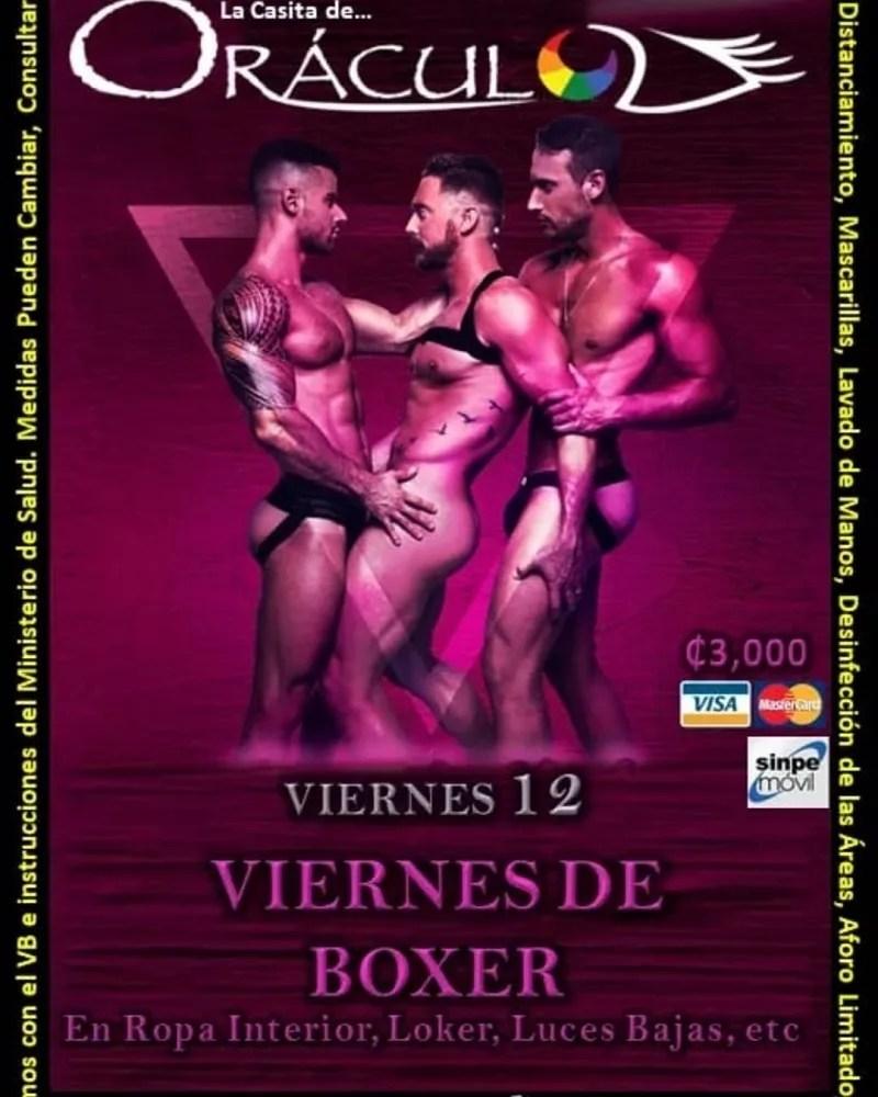 oraculo gay bar san jose costa rica