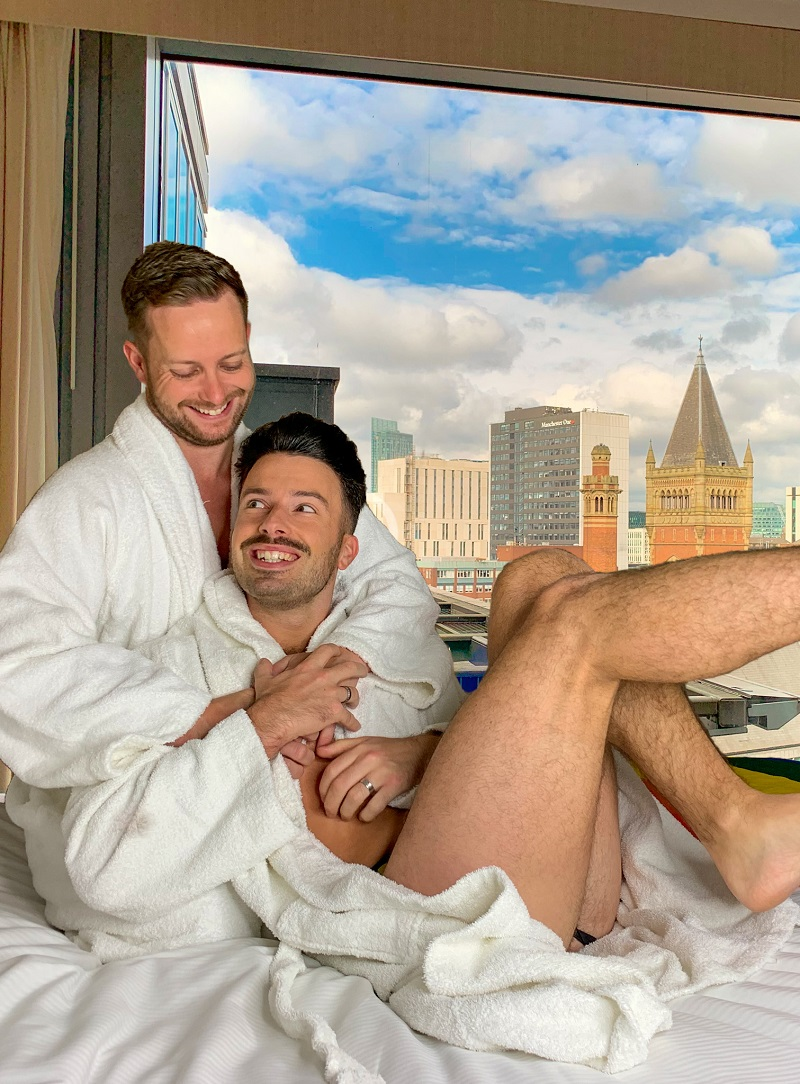 gay hotels manchester