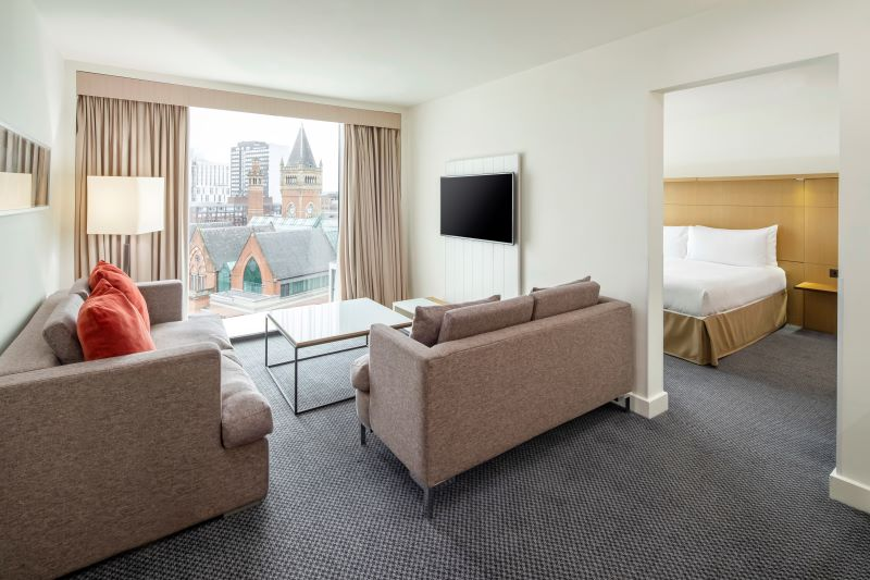 LGBTQ friendly hotels manchester
