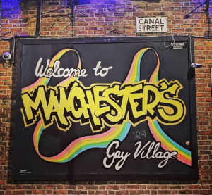 gay  manchester travel