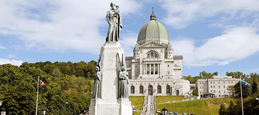 St. Joseph's Oratory in Montreal