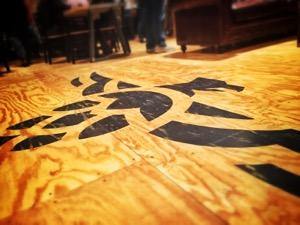 "The Braxton Brewing ""Hop Eagle"""