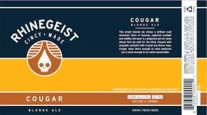 Rhinegeist - Cougar