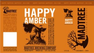 Happy Amber by MadTree brewing